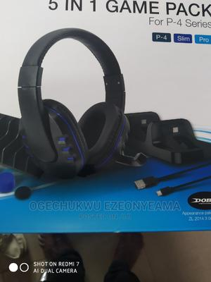 5 in 1 Game Pack for Ps4 | Video Game Consoles for sale in Kwara State, Ilorin West