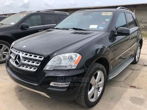 Mercedes-Benz M Class 2010 ML 350 4Matic Black | Cars for sale in Lagos State, Apapa