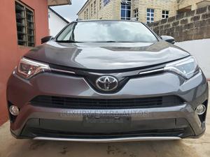 Toyota RAV4 2017 Gray | Cars for sale in Lagos State, Ikeja