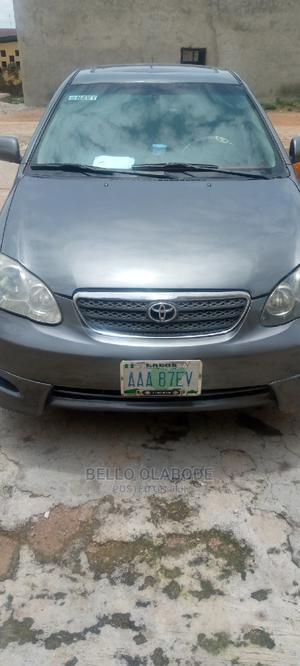 Toyota Corolla 2005 Brown | Cars for sale in Osun State, Osogbo