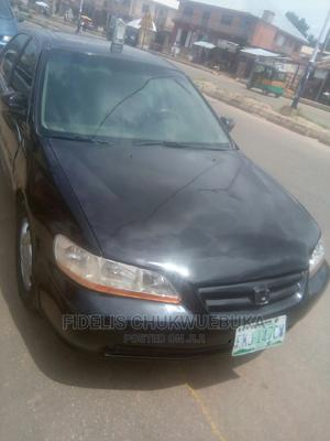 Honda Accord 1999 EX Black | Cars for sale in Plateau State, Jos