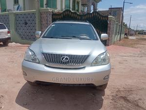 Lexus RX 2007 350 Silver | Cars for sale in Lagos State, Ogba