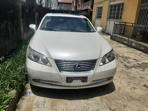 Lexus ES 2009 350 White | Cars for sale in Lagos State, Surulere