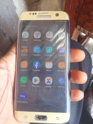 Samsung Galaxy S7 edge 32 GB Gold   Mobile Phones for sale in Delta State, Warri