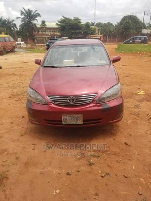 Toyota Camry 2003 Red | Cars for sale in Edo State, Benin City