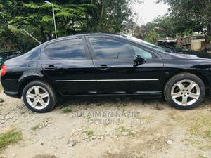 Peugeot 407 2008 Black   Cars for sale in Abuja (FCT) State, Gwarinpa