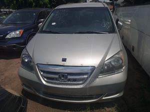 Honda Odyssey 2005 Silver | Cars for sale in Lagos State, Egbe Idimu