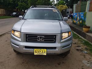 Honda Ridgeline 2006 RT Silver | Cars for sale in Lagos State, Amuwo-Odofin