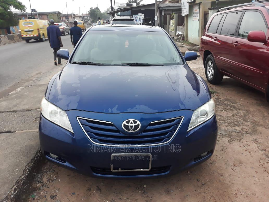 Toyota Camry 2007 Blue   Cars for sale in Isolo, Lagos State, Nigeria