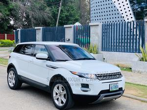 Land Rover Range Rover Evoque 2013 White | Cars for sale in Abuja (FCT) State, Central Business District