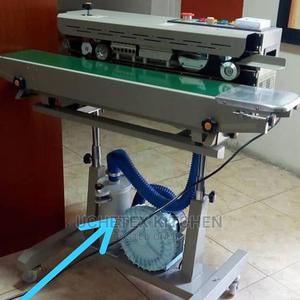 Continues Band Sealer With Air | Manufacturing Equipment for sale in Lagos State, Lekki