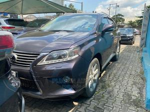Lexus RX 2013 350 FWD Brown | Cars for sale in Lagos State, Ikeja
