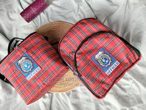 School Bag and Lunch Box   Babies & Kids Accessories for sale in Edo State, Benin City