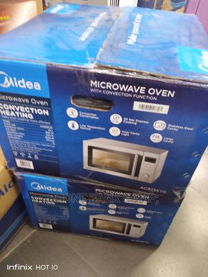 MIDEA Microwave Oven 25litres | Kitchen Appliances for sale in Lagos State, Agege