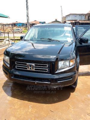 Honda Ridgeline 2007 Black   Cars for sale in Lagos State, Victoria Island