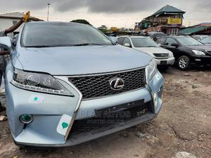Lexus RX 2011 350 Blue | Cars for sale in Lagos State, Apapa