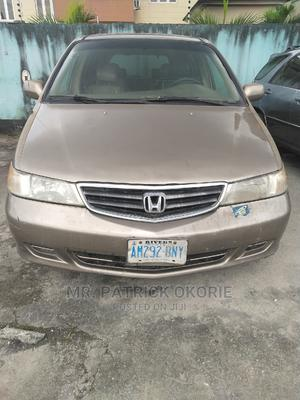 Honda Odyssey 2004 Gold   Cars for sale in Rivers State, Port-Harcourt