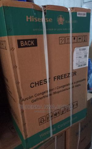 Hisense 2ft Deep Freezr | Kitchen Appliances for sale in Delta State, Warri