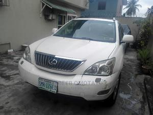 Lexus RX 2009 350 4x4 White | Cars for sale in Lagos State, Kosofe