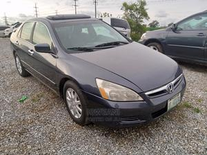 Honda Accord 2006 Black | Cars for sale in Abuja (FCT) State, Lugbe District