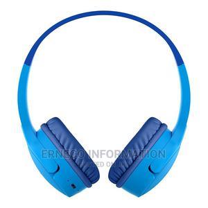 Belkin Soundform Mini Bluetooth on Ear Headphone for Kids | Headphones for sale in Lagos State, Ikeja