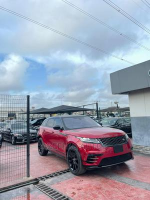 Land Rover Range Rover Velar 2018 P250 SE R-Dynamic 4x4 Red | Cars for sale in Lagos State, Surulere