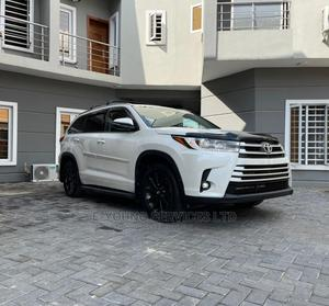 Toyota Highlander 2016 White | Cars for sale in Lagos State, Lekki