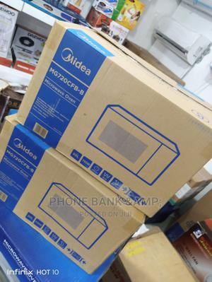 MIDEA Microwave Oven 20litres | Kitchen Appliances for sale in Lagos State, Agege