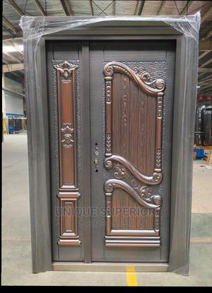 1200/2100 (4ft)Casted Copper Door   Doors for sale in Lagos State, Orile