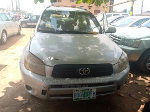 Toyota RAV4 2007 2.0 4x4 Silver | Cars for sale in Lagos State, Ifako-Ijaiye