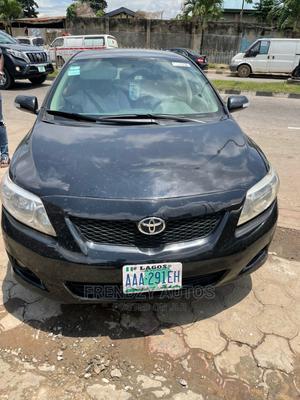 Toyota Corolla 2010 Black | Cars for sale in Lagos State, Ikeja