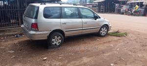 Honda Odyssey 1998 EX Silver | Cars for sale in Ondo State, Ikare Akoko