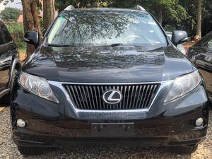 Lexus RX 2012 Black   Cars for sale in Abuja (FCT) State, Gwarinpa