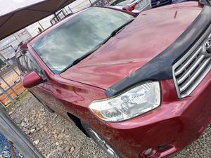 Toyota Highlander 2008 Red | Cars for sale in Lagos State, Abule Egba
