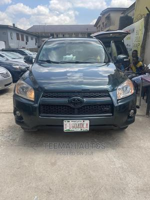 Toyota RAV4 2010 3.5 Limited 4x4 Green | Cars for sale in Lagos State, Ikeja