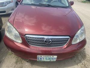 Toyota Corolla 2005 LE Red | Cars for sale in Lagos State, Amuwo-Odofin