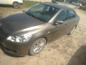 Peugeot 301 2014 Gold   Cars for sale in Lagos State, Ajah