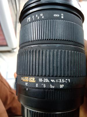 18-200mm Sigma Lens for Canon Cameras | Accessories & Supplies for Electronics for sale in Lagos State, Ikeja