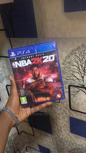 PS4 NBA 2K 20 Playstation 4 Game CD | Video Games for sale in Lagos State, Ikeja