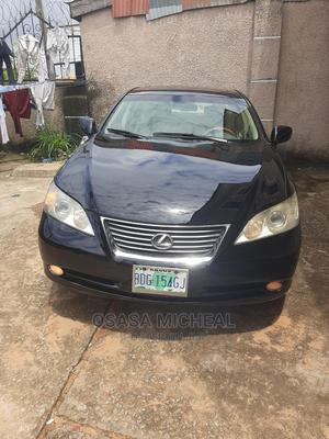 Lexus ES 2008 350 Black | Cars for sale in Delta State, Oshimili South