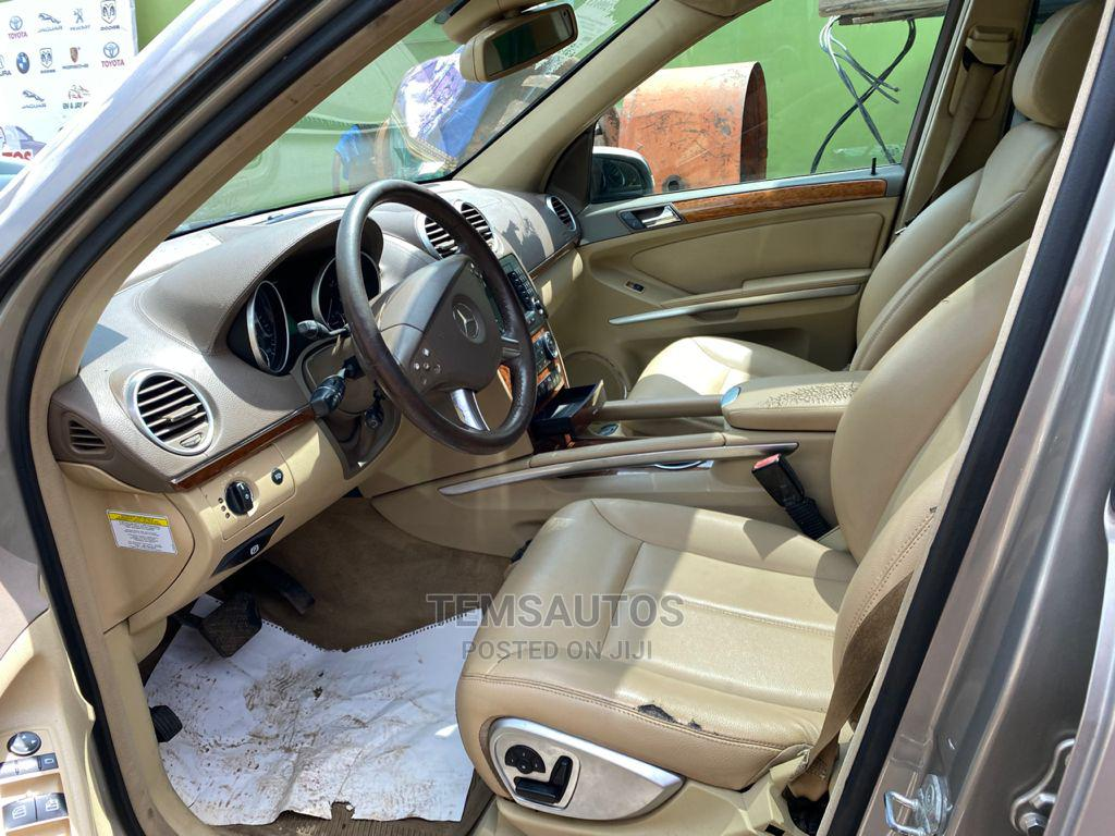Mercedes-Benz GL Class 2007 Gray | Cars for sale in Ikeja, Lagos State, Nigeria