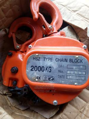 Chain Block 2tons | Hand Tools for sale in Lagos State, Lagos Island (Eko)