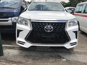 Toyota Hilux 2018 SR5 4x4 White | Cars for sale in Lagos State, Maryland