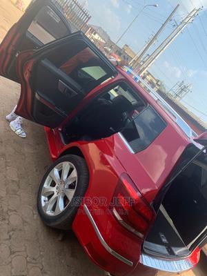 Mercedes-Benz GLK-Class 2011 350 4MATIC Red | Cars for sale in Edo State, Benin City