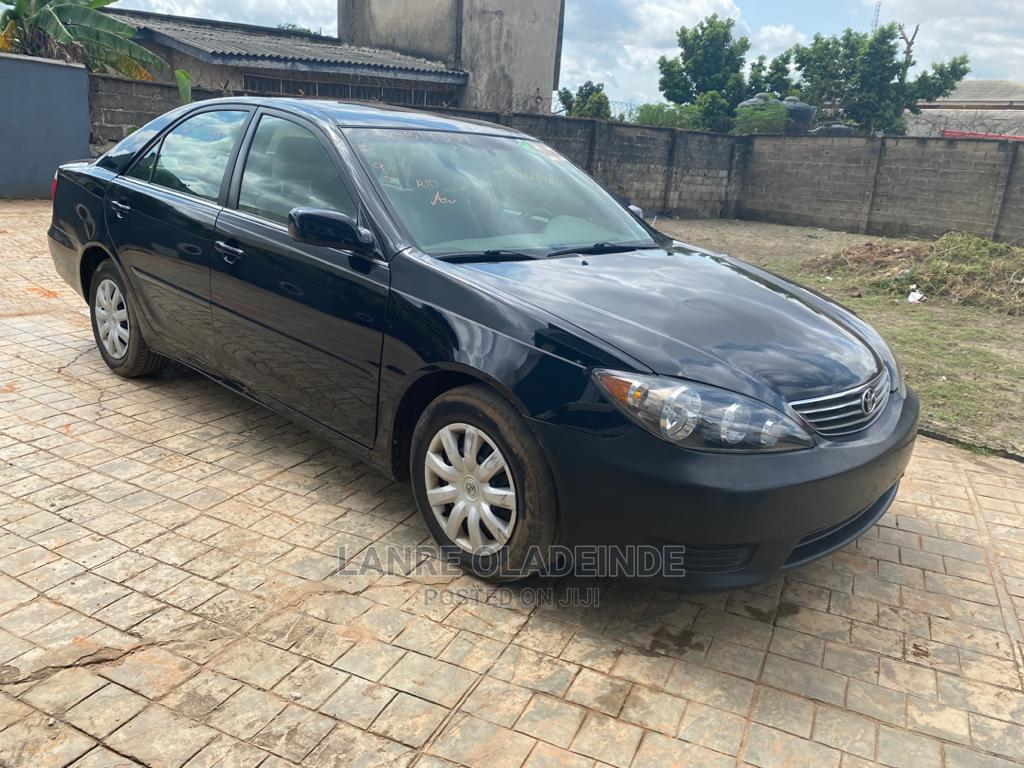 Archive: Toyota Camry 2006 Black