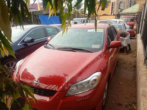 Toyota Matrix 2009 Red | Cars for sale in Lagos State, Isolo