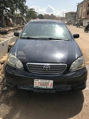 Toyota Corolla 2005 S Black | Cars for sale in Lagos State, Yaba