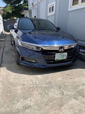 Honda Accord 2019 Blue | Cars for sale in Lagos State, Ikoyi