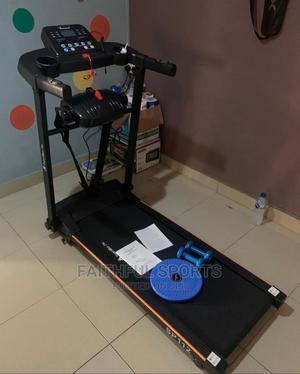 Pure 2hp Treadmill With Massage | Sports Equipment for sale in Lagos State, Surulere