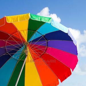 Branded Big Parachute Umbrella. | Garden for sale in Edo State, Benin City